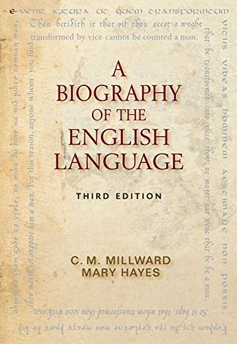 9780495906414: A Biography of the English Language