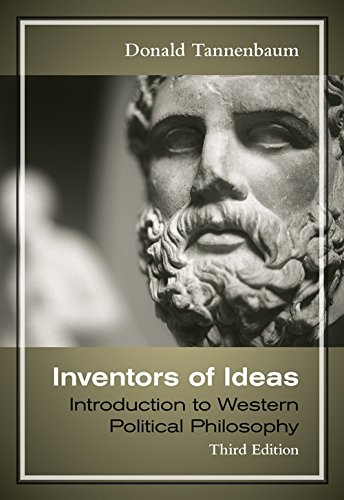 9780495908241: Inventors of Ideas: Introduction to Western Political Philosophy