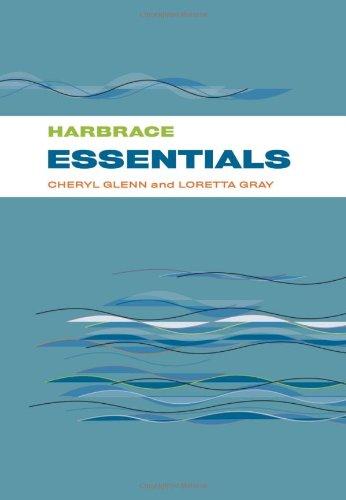Harbrace Essentials: Cheryl Glenn, Loretta