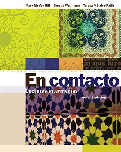 9780495908418: En Contacto: Lecturas Intermedias