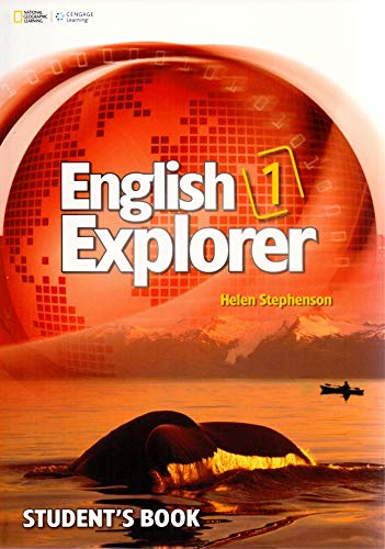 9780495908616: English Explorer 1: Explore, Learn, Develop