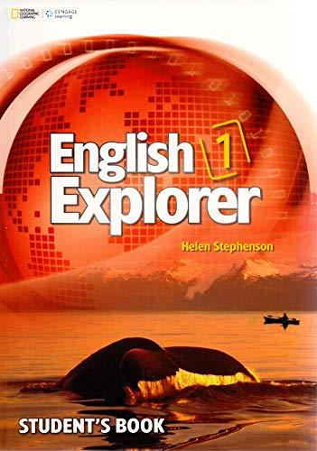 9780495908616: English Explorer 1: Explore, Learn, Develop