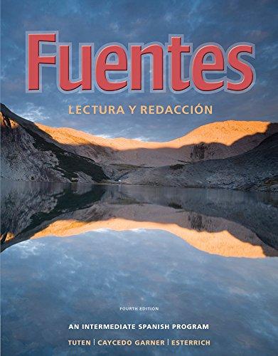 9780495909255: Fuentes: Lectura y Redaccion