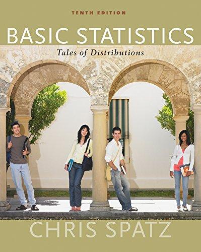9780495909682: Cengage Advantage Books: Basic Statistics: Tales of Distributions