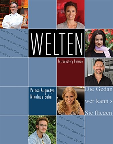 9780495910374: Welten: Introductory German (with iLrn™ Heinle Learning Center, 4 terms (24 months) Printed Access Card) (World Languages)