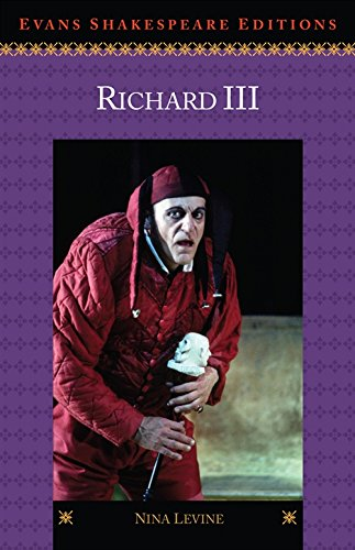 9780495911241: Richard III: Evans Shakespeare Edition (Evans Shakespeare Editions)