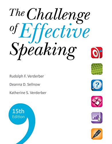 9780495911340: The Challenge of Effective Speaking