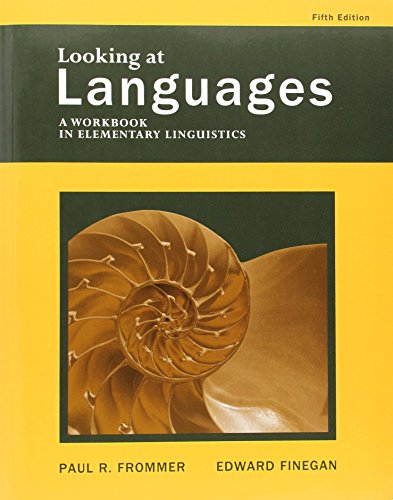 9780495912316: Looking at Languages: A Workbook in Elementary Linguistics