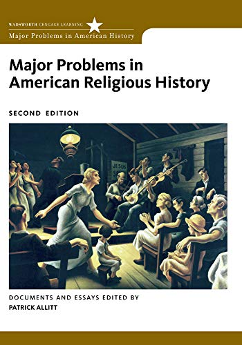 9780495912439: Major Problems in American Religious History (Major Problems in American History Series)