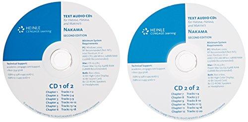 9780495912675: Audio CD-ROM (2) for Hatasa/Hatasa/Makino's Nakama 1