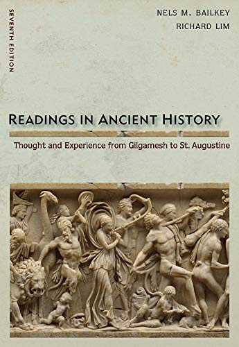 9780495913030: Readings in Ancient History