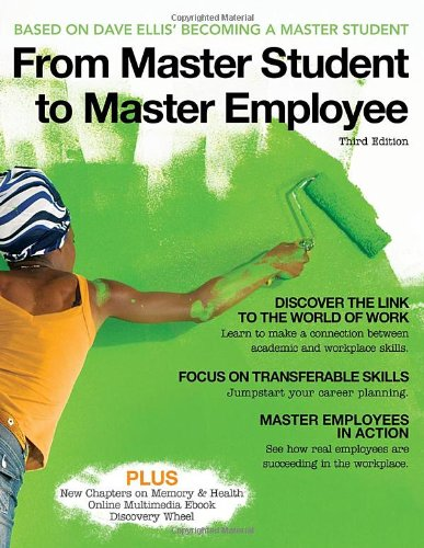 9780495913047: From Master Student to Master Employee (Textbook-specific CSFI)
