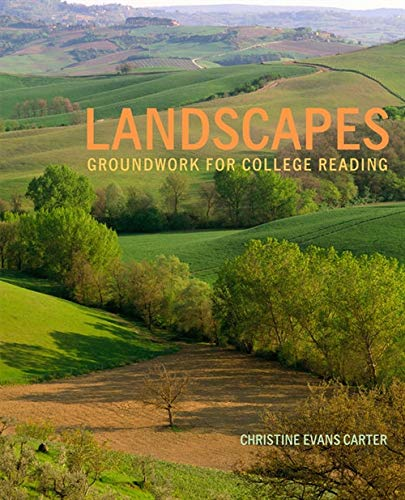 9780495913160: Landscapes: Groundwork for College Reading (New 1st Editions in Developmental English)