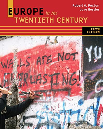9780495913191: Europe in the Twentieth Century