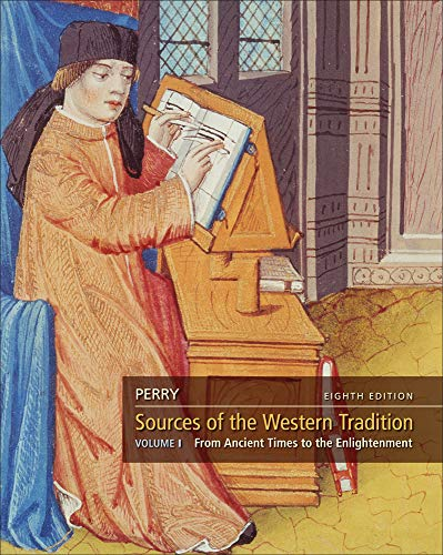 9780495913207: Sources of the Western Tradition, Volume 1