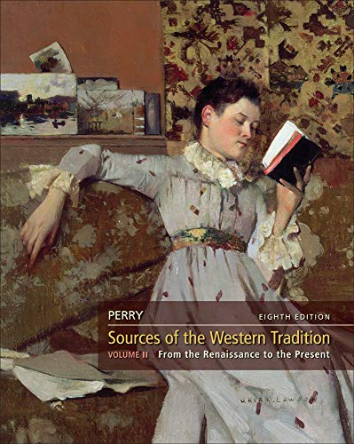 9780495913214: Sources of the Western Tradition, Volume 2