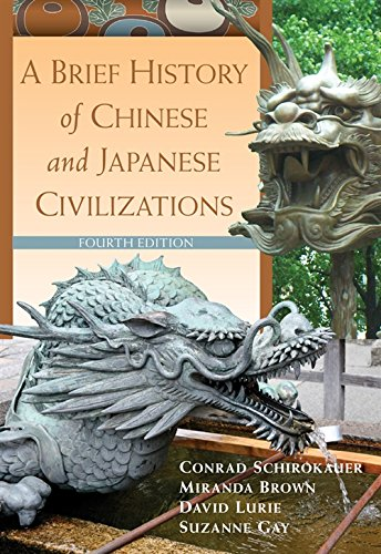 9780495913221: A Brief History of Chinese and Japanese Civilizations