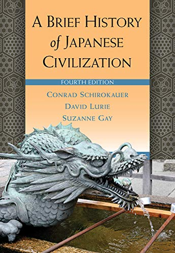 9780495913252: A Brief History of Japanese Civilization