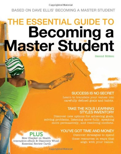 9780495913719: The Essential Guide to Becoming a Master Student (Textbook-specific CSFI)