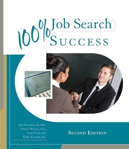 9780495913733: 100% Job Search Success