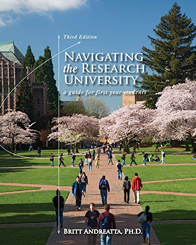 9780495913788: Navigating the Research University: A Guide for First-Year Students (Textbook-specific CSFI)
