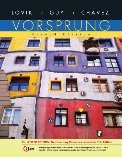 9780495913863: Vorsprung, Enhanced Edition