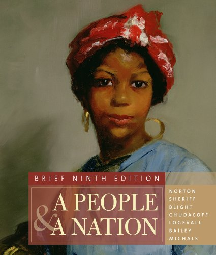 9780495916192: A People & A Nation: A History of the United States