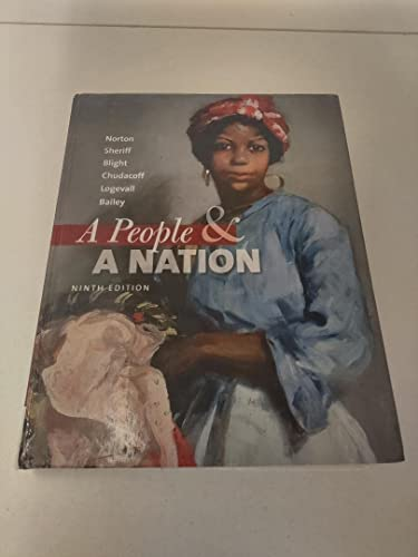 9780495916505: People and a Nation