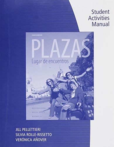 9780495916659: Plazas: Lugar De Encuentros