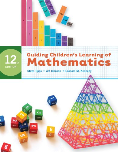 Bundle: Guiding Children's Learning of Mathematics, 12th: Leonard M. Kennedy;