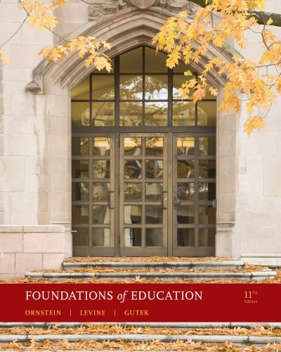 9780495968696: Bundle: Foundations of Education, 11th + Premium Web Site Printed Access Card