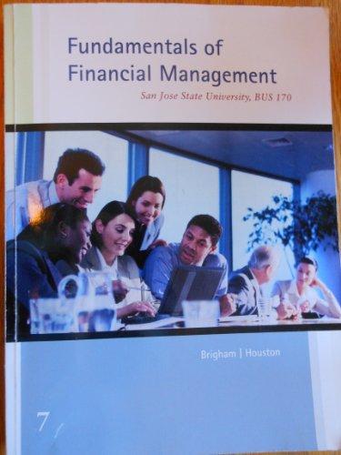 9780495970972: Fundamentals of Financial Management