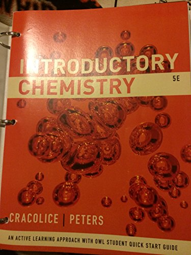 9780495972969: Introductory Chemistry