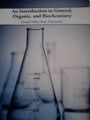 9780495979517: An Introduction to General, Organic, and Biochemistry
