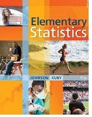 9780495979715: Elementary Statistics 11th Edition (Loose Leaf)