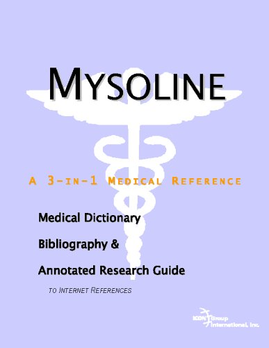 Mysoline: A Medical Dictionary, Bibliography, And Annotated Research Guide To Internet References: ...