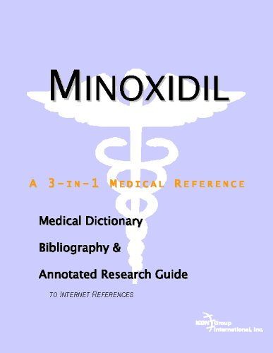 9780497007515: Minoxidil: A Medical Dictionary, Bibliography, and Annotated Research Guide to Internet References