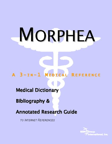 9780497007591: Morphea: A Medical Dictionary, Bibliography, and Annotated Research Guide to Internet References