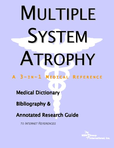 9780497007638: Multiple System Atrophy - A Medical Dictionary, Bibliography, and Annotated Research Guide to Internet References