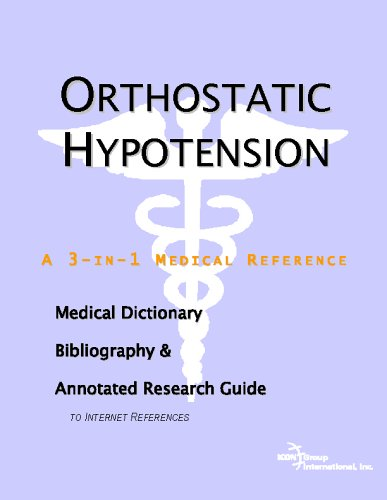 9780497008086: Orthostatic Hypotension - A Medical Dictionary, Bibliography, and Annotated Research Guide to Internet References