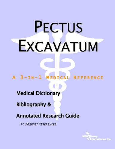9780497008444: Pectus Excavatum - A Medical Dictionary, Bibliography, and Annotated Research Guide to Internet References