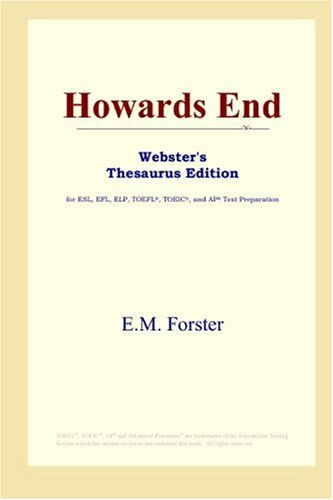 9780497010317: Howards End (Webster's Thesaurus Edition)