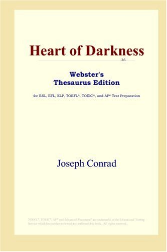 9780497252885: Heart of Darkness (Webster's Thesaurus Edition)