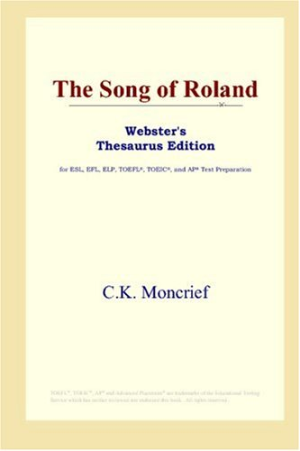 9780497253042: The Song of Roland (Webster's Thesaurus Edition)