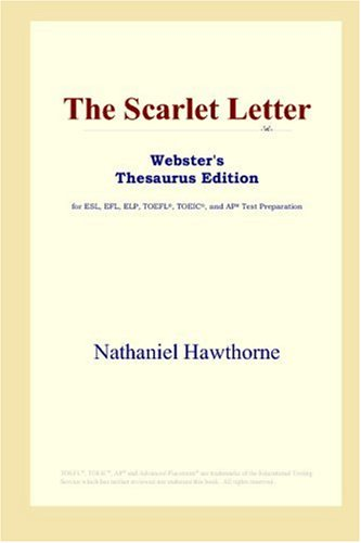 9780497253066: The Scarlet Letter (Webster's Thesaurus Edition)
