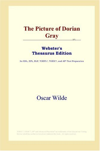 9780497253103: The Picture of Dorian Gray (Webster's Thesaurus Edition)