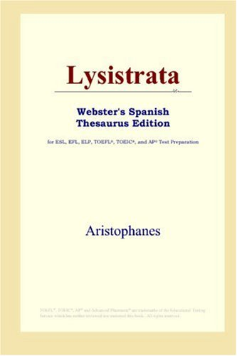 Lysistrata (Webster's Spanish Thesaurus Edition)