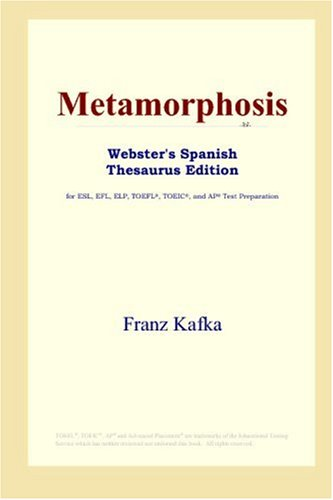 9780497259112: Metamorphosis (Webster's Spanish Thesaurus Edition)