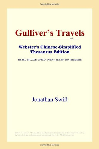 9780497260453: Gulliver's Travels (Webster's Chinese-Simplified Thesaurus Edition)