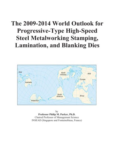 The 2009-2014 World Outlook for Progressive-Type High-Speed: Icon Group